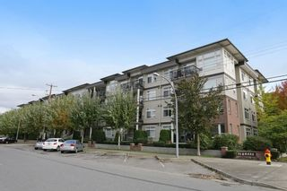 """Photo 1: 317 46150 BOLE Avenue in Chilliwack: Chilliwack N Yale-Well Condo for sale in """"NEWMARK"""" : MLS®# R2295176"""