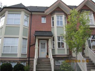 """Photo 1: 1575 COTTON Drive in Vancouver: Grandview VE Townhouse for sale in """"COTTON LANE"""" (Vancouver East)  : MLS®# V823946"""