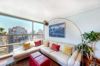 Photo 1: 1708 1050 BURRARD Street in Vancouver: Downtown VW Condo for sale (Vancouver West)  : MLS®# R2550785