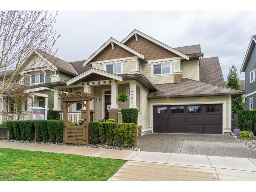 """Main Photo: 17282 1 Avenue in Surrey: Pacific Douglas House for sale in """"Summerfield"""" (South Surrey White Rock)  : MLS®# R2353615"""