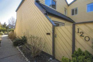 "Photo 9: 120 5421 10 Avenue in Delta: Tsawwassen Central Townhouse for sale in ""SUNDIAL VILLA"" (Tsawwassen)  : MLS®# R2451483"