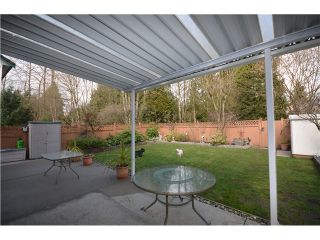 """Photo 18: 1450 RHINE Crescent in Port Coquitlam: Riverwood House for sale in """"RIVERWOOD"""" : MLS®# V1052007"""