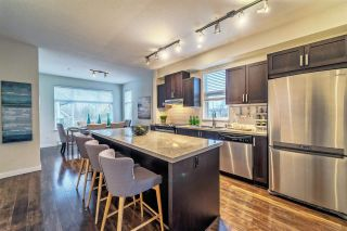 """Photo 2: 723 PREMIER Street in North Vancouver: Lynnmour Townhouse for sale in """"Wedgewood"""" : MLS®# R2247311"""