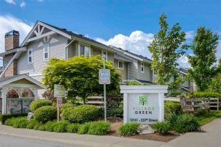 """Photo 3: 20 12161 237 Street in Maple Ridge: East Central Townhouse for sale in """"Village Green"""" : MLS®# R2585411"""