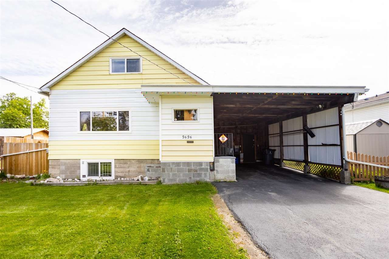 """Main Photo: 2626 KASLO Street in Prince George: South Fort George House for sale in """"South Fort George"""" (PG City Central (Zone 72))  : MLS®# R2585709"""