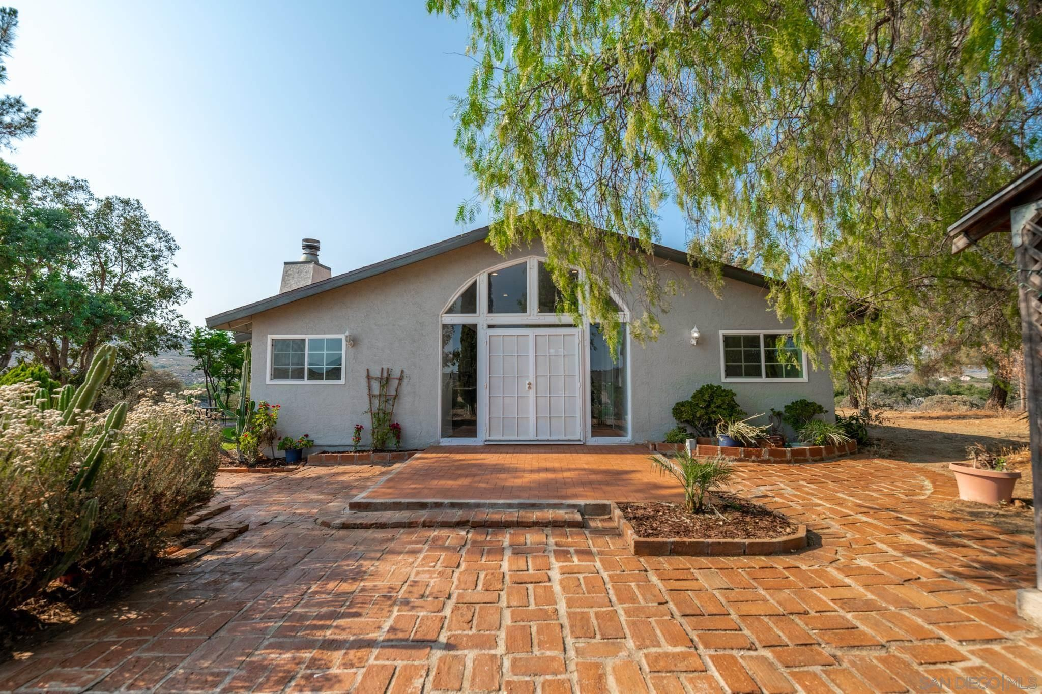 Main Photo: POTRERO House for sale : 6 bedrooms : 25511 Potrero Valley Rd