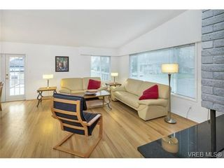 Photo 4: 3545 Cardiff Pl in VICTORIA: OB Henderson House for sale (Oak Bay)  : MLS®# 721666