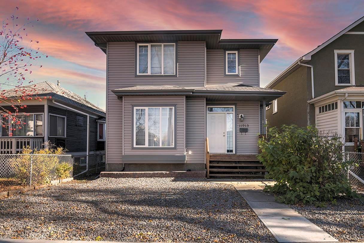 Main Photo: 11915 96 Street in Edmonton: Zone 05 House for sale : MLS®# E4266538