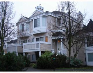"""Photo 1: 82 12500 MCNEELY Drive in Richmond: East Cambie Townhouse for sale in """"FRANCISCO VILLAGE"""" : MLS®# V677383"""