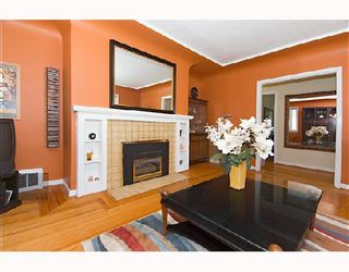 """Photo 3: 3474 ARCHIMEDES Street in Vancouver: Collingwood Vancouver East House for sale in """"COLLINGWOOD"""" (Vancouver East)  : MLS®# V659141"""