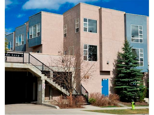 Main Photo: 1 2040 35 Avenue SW in Calgary: Altadore_River Park House for sale : MLS®# C4002952