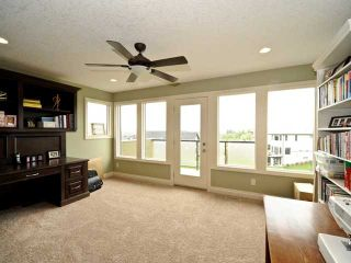 Photo 17: 381 EVERGREEN Circle SW in CALGARY: Shawnee Slps Evergreen Est Residential Detached Single Family for sale (Calgary)  : MLS®# C3479743