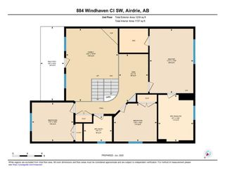 Photo 31: 884 Windhaven Close SW: Airdrie Detached for sale : MLS®# A1149885