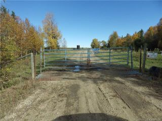 Photo 1: on Range Road 42: Rural Ponoka County Agriculture for sale : MLS®# A1102356