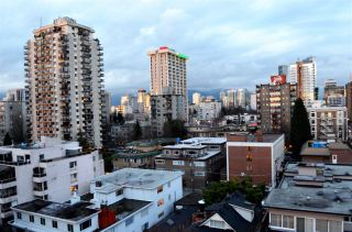 Photo 7: 1105 1100 HARWOOD STREET in Vancouver: West End VW Condo for sale (Vancouver West)  : MLS®# R2242836