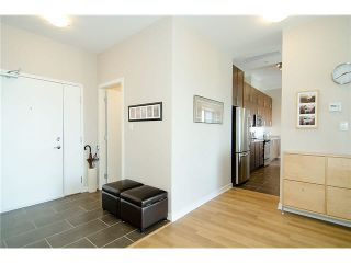 """Photo 2: 4001 1178 HEFFLEY Crescent in Coquitlam: North Coquitlam Condo for sale in """"THE OBELISK"""" : MLS®# V1116364"""