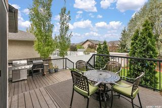 Photo 36: 718 Greaves Crescent in Saskatoon: Willowgrove Residential for sale : MLS®# SK810497
