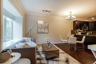 Photo 5: 102 7227 ROYAL OAK AVENUE in Burnaby: Metrotown Townhouse for sale (Burnaby South)  : MLS®# R2302097