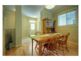 """Photo 6: 15 7171 STEVESTON Highway in Richmond: Broadmoor Townhouse for sale in """"CASSIS"""" : MLS®# V885405"""