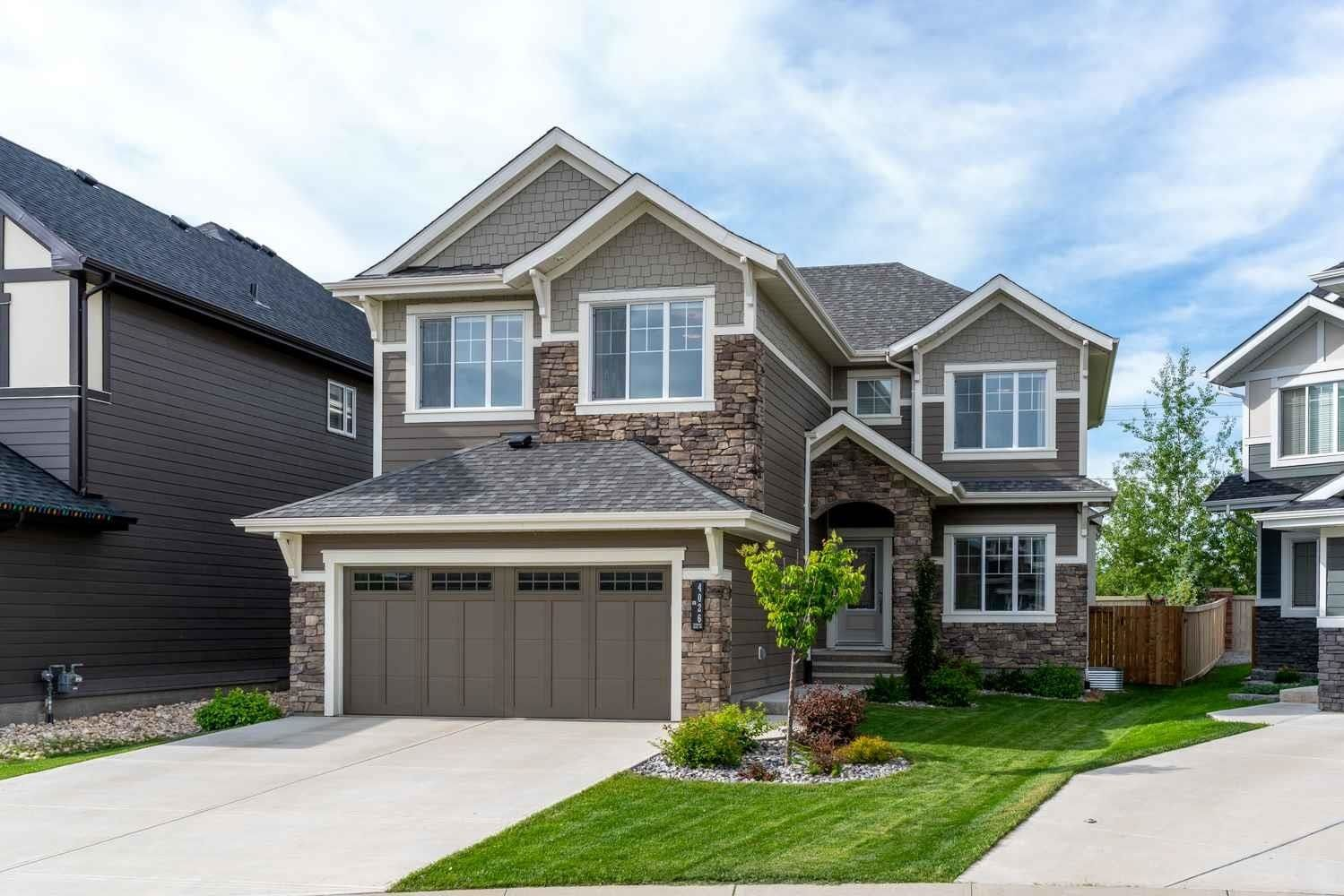 Main Photo: 4026 KENNEDY Close in Edmonton: Zone 56 House for sale : MLS®# E4249532