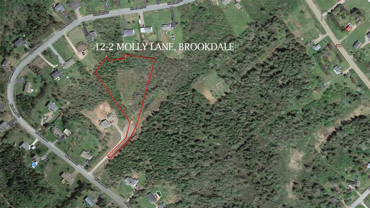 Main Photo: 12-2 Molly Lane in Brookdale: 101-Amherst,Brookdale,Warren Vacant Land for sale (Northern Region)  : MLS®# 202123115