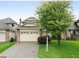 "Photo 1: 21368 85B Avenue in Langley: Walnut Grove House for sale in ""Forest Hills"" : MLS®# F1123454"