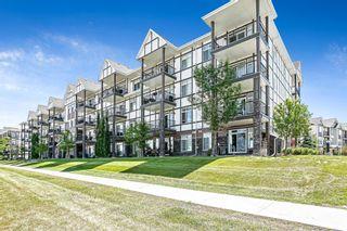 Photo 1: 112 6603 New Brighton Avenue SE in Calgary: New Brighton Apartment for sale : MLS®# A1122617