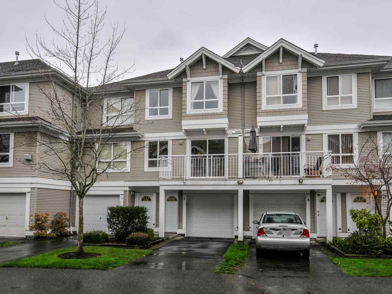 """Main Photo: 8 20890 57 Avenue in Langley: Langley City Townhouse for sale in """"ASPEN GABLES"""" : MLS®# R2323491"""