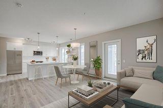 Photo 5: 111 100 Auburn Meadows Manor SE in Calgary: Auburn Bay Apartment for sale : MLS®# A1040865