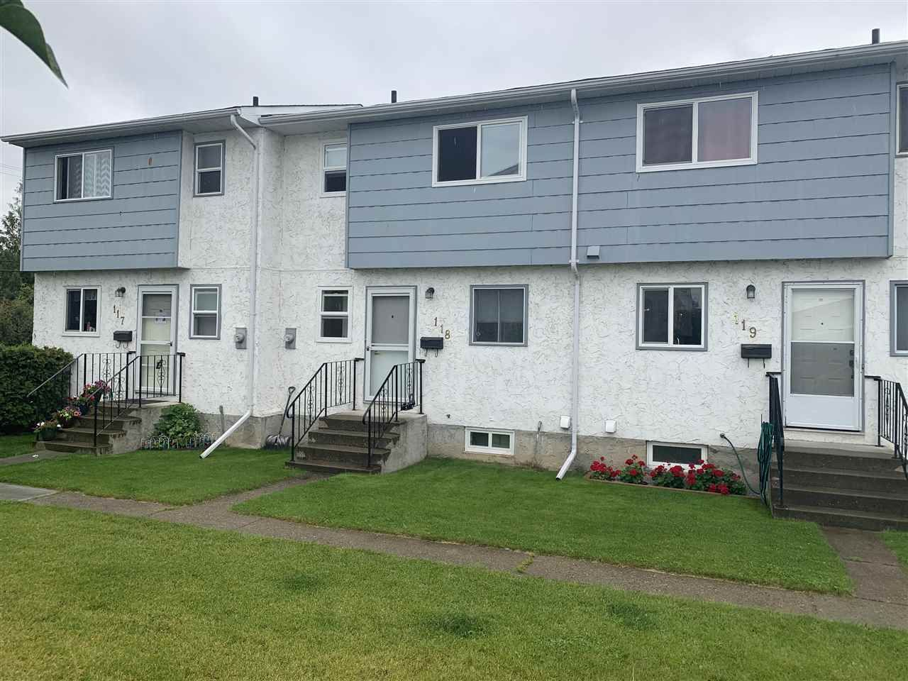 Main Photo: 118 4020 MCLEOD Avenue in Prince George: Highglen Townhouse for sale (PG City West (Zone 71))  : MLS®# R2487071