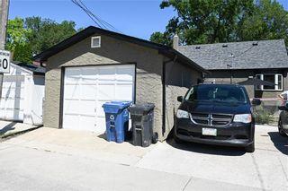 Photo 26: 1018 Ashburn Street in Winnipeg: Sargent Park Residential for sale (5C)  : MLS®# 202114740