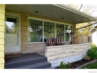 Photo 19: 50 Mortimer Place in Winnipeg: Scotia Heights Residential for sale (4D)  : MLS®# 1626202