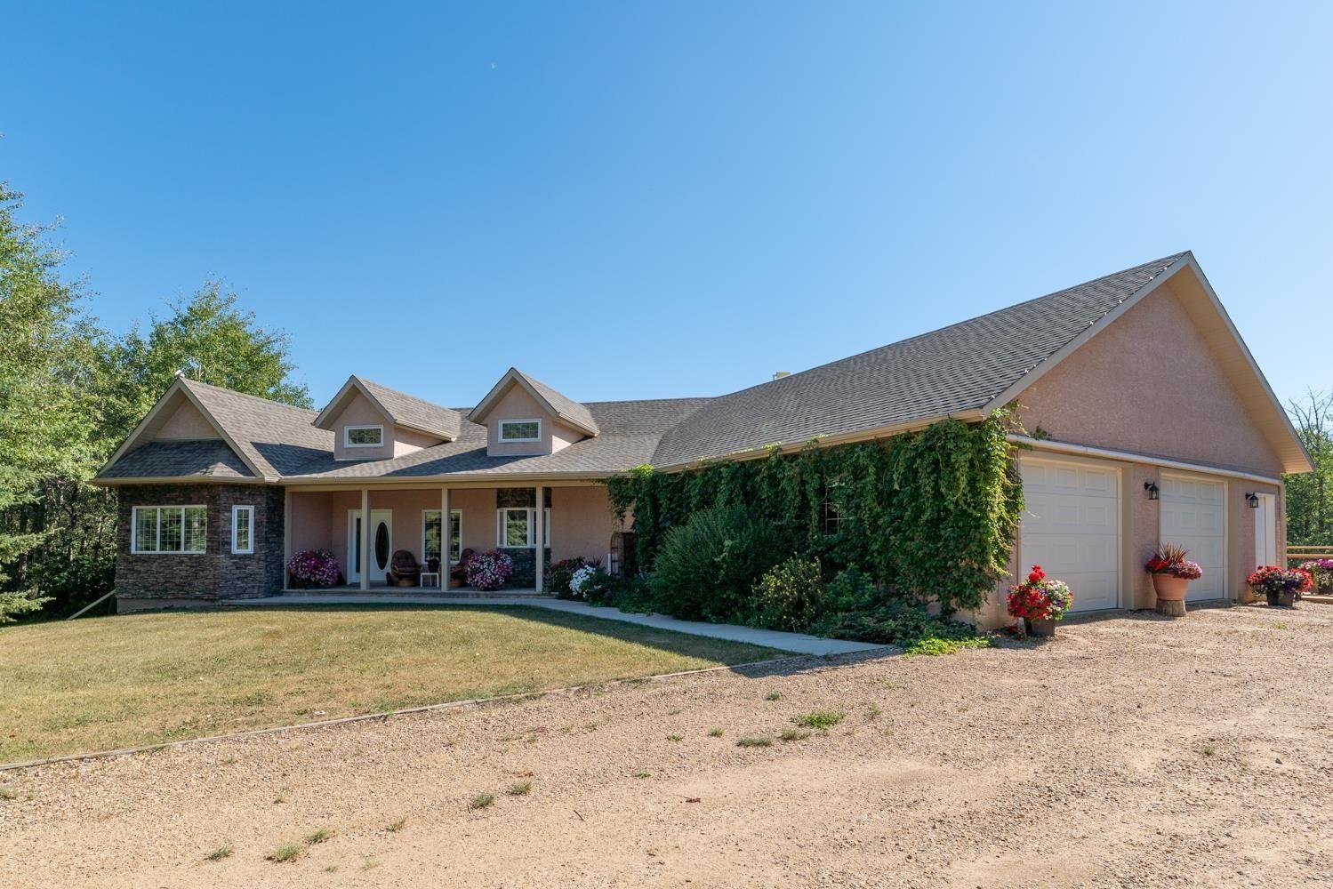 Main Photo: 67 50121 RR 204: Rural Beaver County House for sale : MLS®# E4258930
