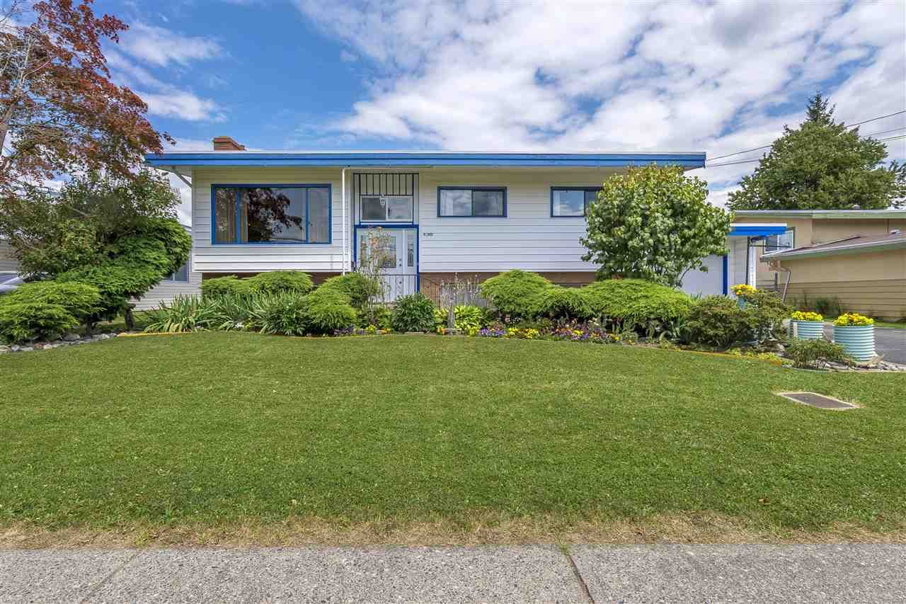 Main Photo: 45271 BERNARD AVENUE in Chilliwack: Chilliwack W Young-Well House for sale : MLS®# R2291500