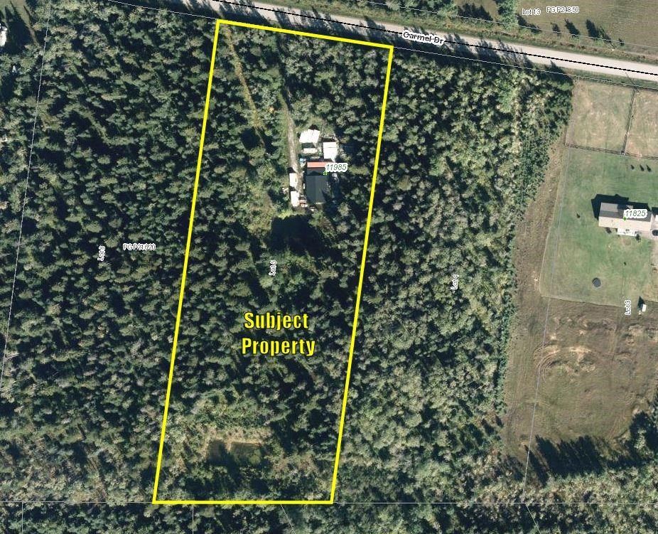 Main Photo: 11985 CARMEL Drive in Prince George: Beaverley House for sale (PG Rural West (Zone 77))  : MLS®# R2602214