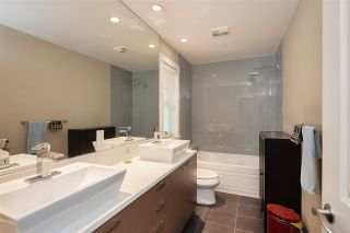 """Photo 13: 407 W 16TH Avenue in Vancouver: Mount Pleasant VW 1/2 Duplex for sale in """"Heritage at Cambie Village"""" (Vancouver West)  : MLS®# R2500188"""