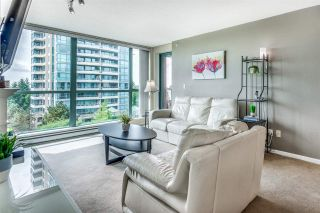 """Photo 3: 603 6611 SOUTHOAKS Crescent in Burnaby: Highgate Condo for sale in """"Gemini"""" (Burnaby South)  : MLS®# R2582369"""