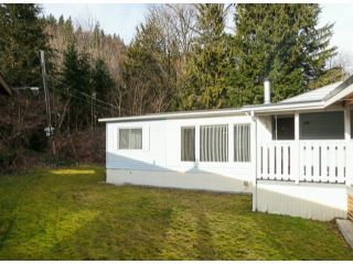 """Photo 20: 26 10221 WILSON Road in Mission: Stave Falls Manufactured Home for sale in """"TRIPLE CREEK ESTATES"""" : MLS®# F1428351"""