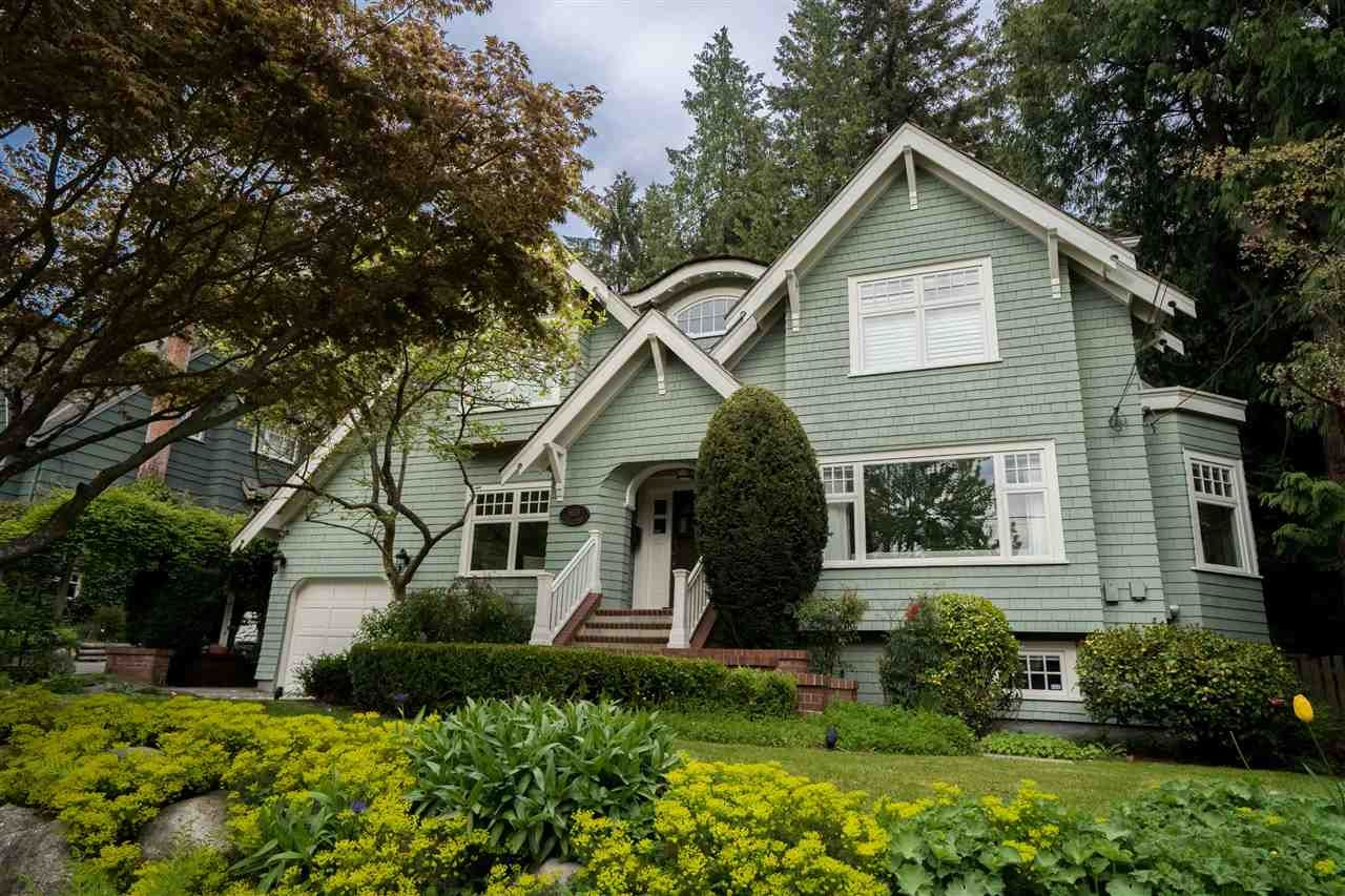 Main Photo: 5638 WALLACE STREET in : Dunbar House for sale : MLS®# R2370856