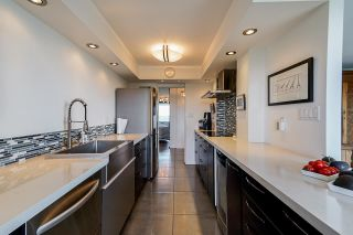 """Photo 12: 1702 320 ROYAL Avenue in New Westminster: Downtown NW Condo for sale in """"Peppertree"""" : MLS®# R2583293"""