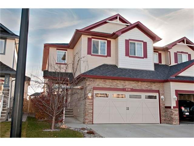 Main Photo: 230 SILVERADO RANGE Place SW in Calgary: Silverado House for sale : MLS®# C4037901