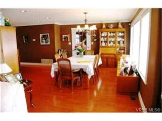 Photo 5:  in VICTORIA: SE Cadboro Bay House for sale (Saanich East)  : MLS®# 398222