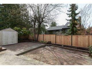 "Photo 19: 11945 STAPLES Crescent in Delta: Sunshine Hills Woods House for sale in ""Sunshine Hills"" (N. Delta)  : MLS®# R2155237"