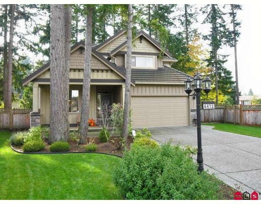 "Main Photo: 4413 208A Street in Langley: Brookswood Langley House for sale in ""Cedar Ridge"" : MLS®# F2727832"