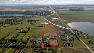 Main Photo: 243211 Range Road 281 in Rural Rocky View County: Rural Rocky View MD Detached for sale : MLS®# A1121094