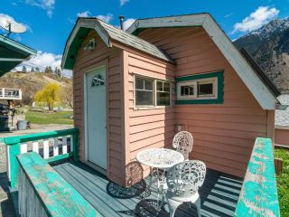 Photo 16: 127 MCEWEN ROAD: Lillooet House for sale (South West)  : MLS®# 161388