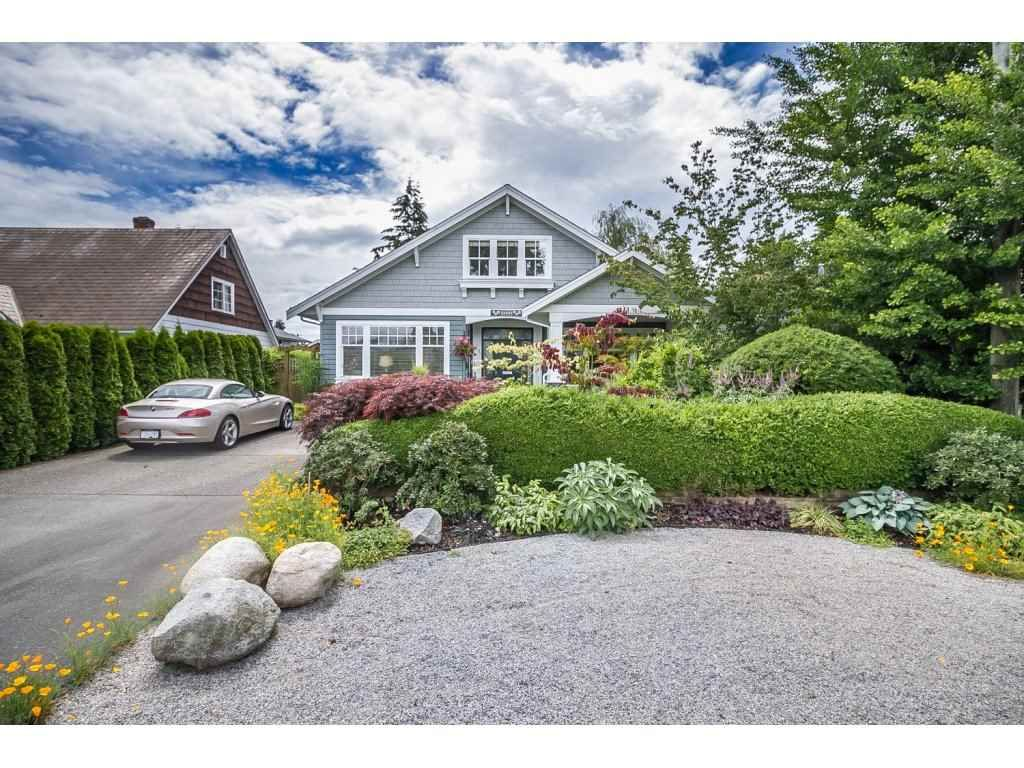 "Main Photo: 12258 AGAR Street in Surrey: Crescent Bch Ocean Pk. House for sale in ""Crescent Beach"" (South Surrey White Rock)  : MLS®# R2083653"