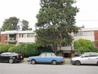 "Photo 1: 204 2033 W 7TH Avenue in Vancouver: Kitsilano Condo for sale in ""KATRINA COURT"" (Vancouver West)  : MLS®# V1094885"