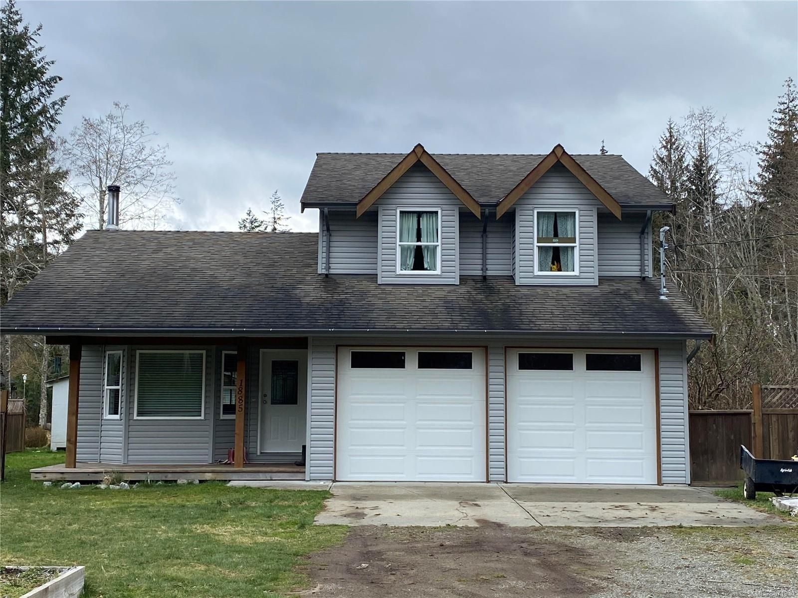 Main Photo: 1885 Evergreen Rd in : CR Campbell River Central House for sale (Campbell River)  : MLS®# 871930