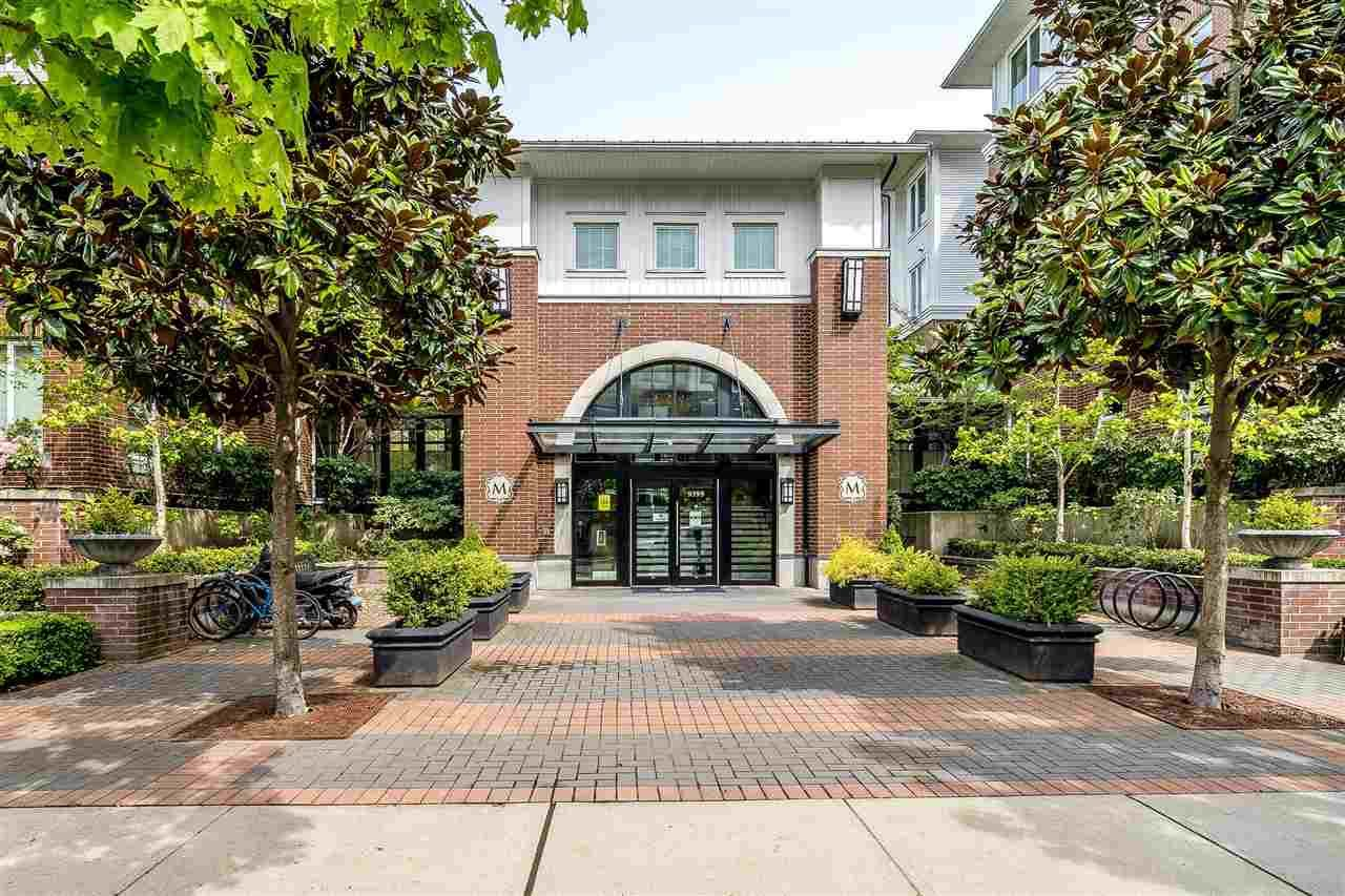 """Main Photo: 121 9399 ODLIN Road in Richmond: West Cambie Condo for sale in """"MAYFAIR PLACE"""" : MLS®# R2573266"""